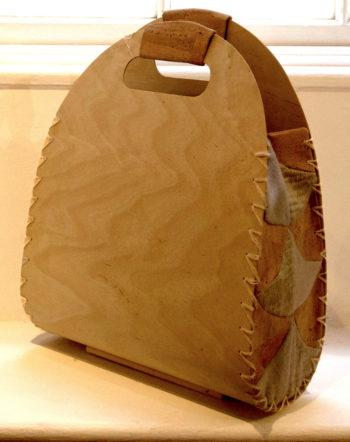 Wooden Bag 4