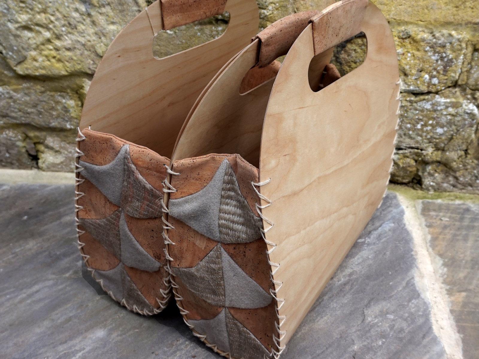 Wooden Bag 1