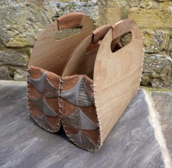 Wooden Bag 2